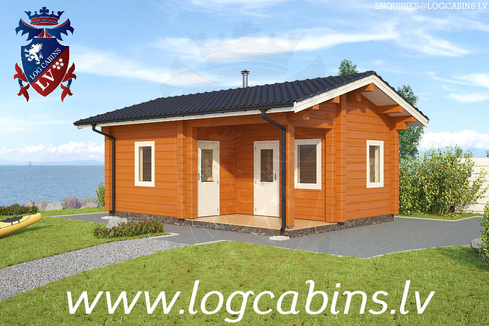 Log Cabins New for 2015    07