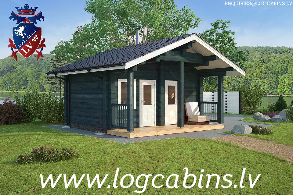Log Cabins New for 2015    11