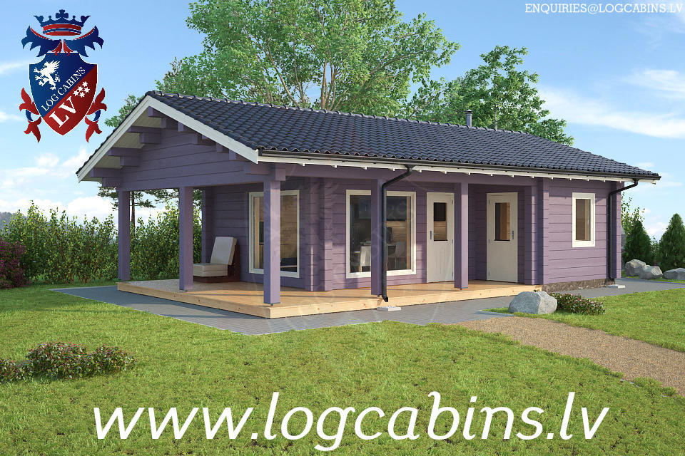 Log Cabins New for 2015    15