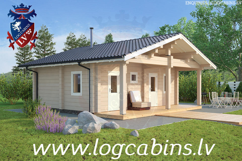 Log Cabins New for 2015    17