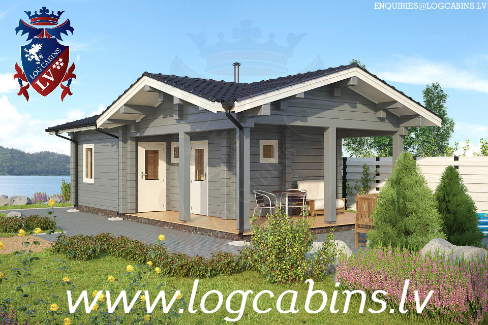 Log Cabins New for 2015    19