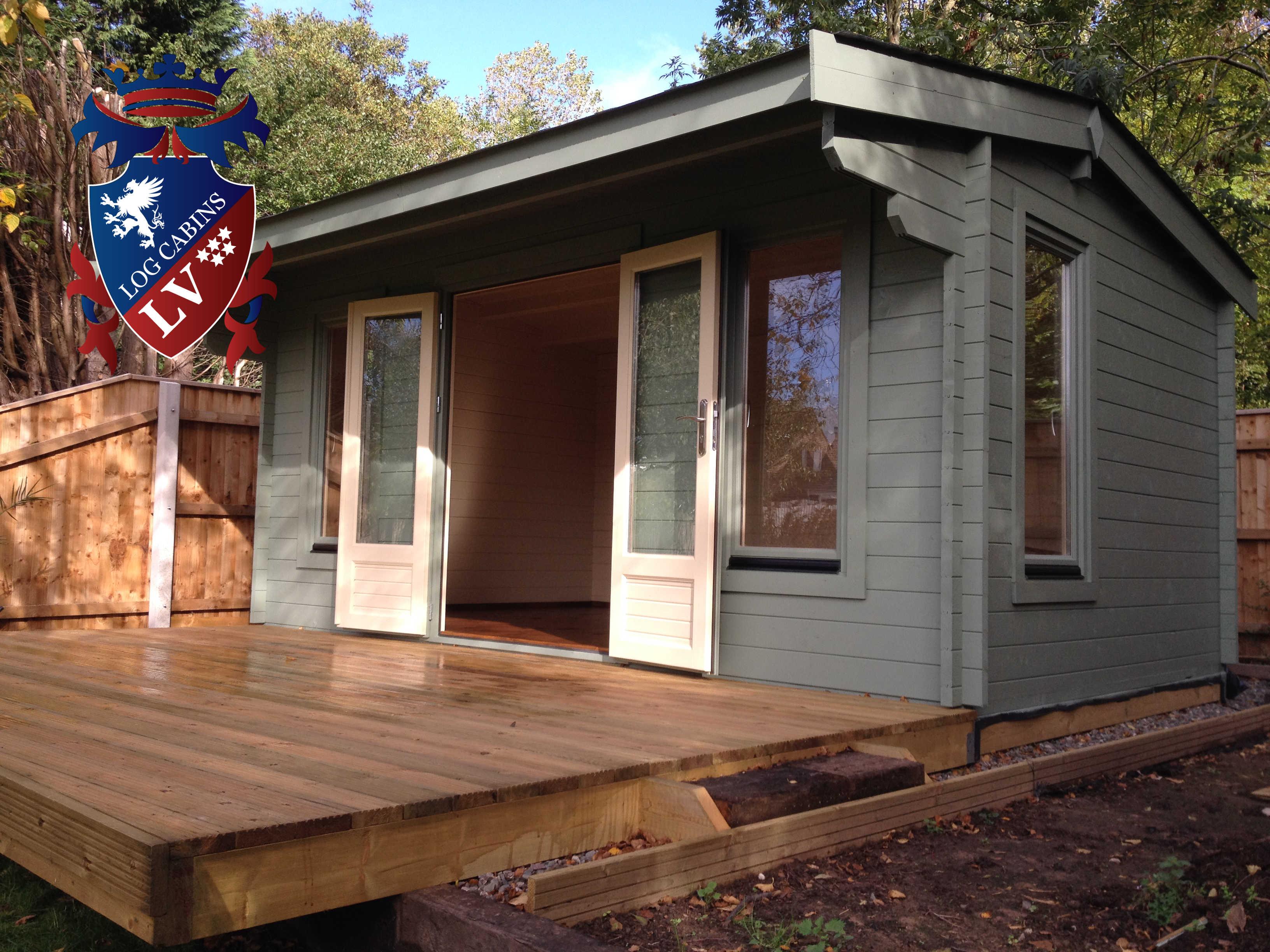 cabins online uk