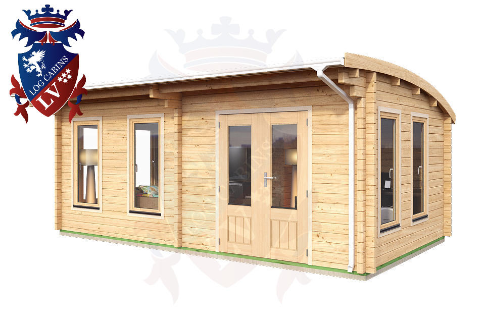 Log Cabins Under 2.5m High2