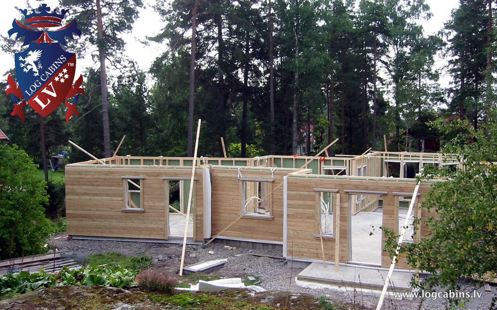 Log Cabins VS Timber Frame 2016   811
