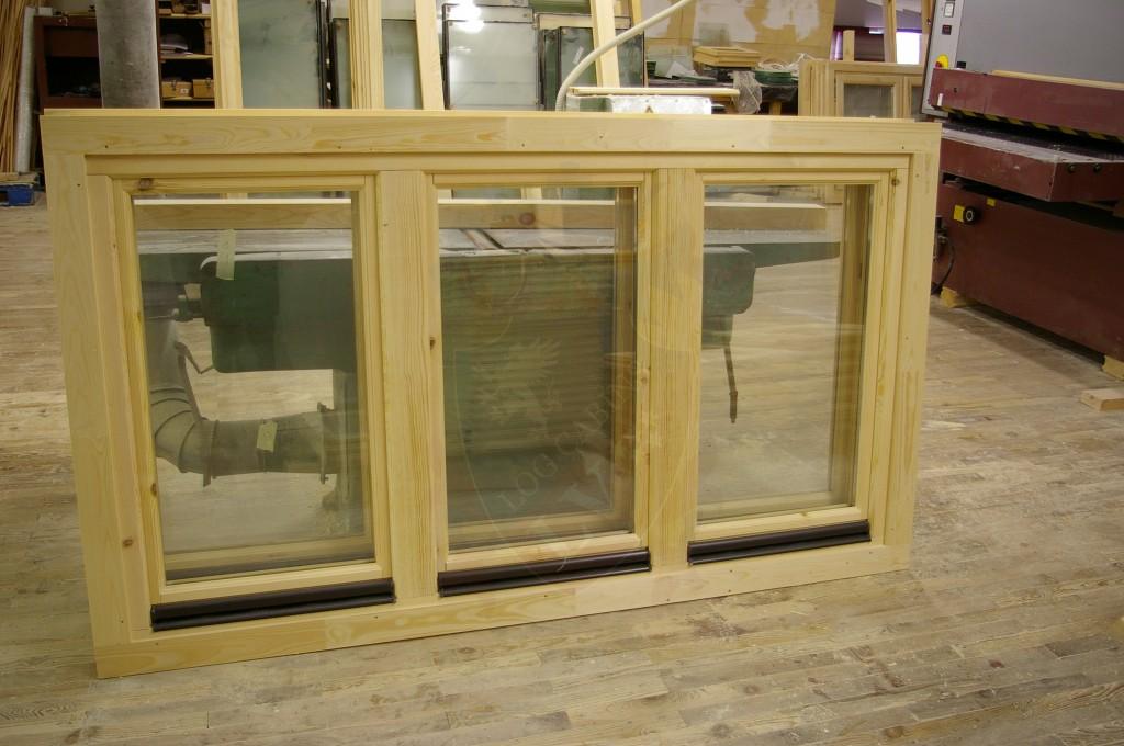Log Cabins- Windows and Doors  143