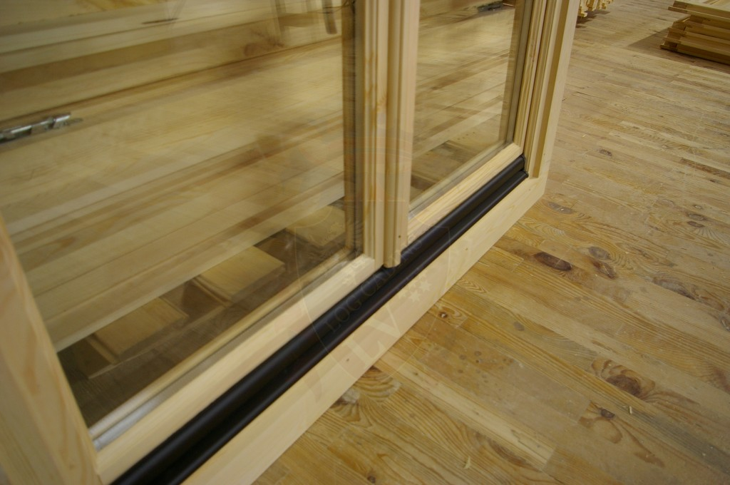 Log Cabins- Windows and Doors  170