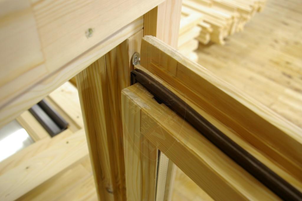 Log Cabins- Windows and Doors  197