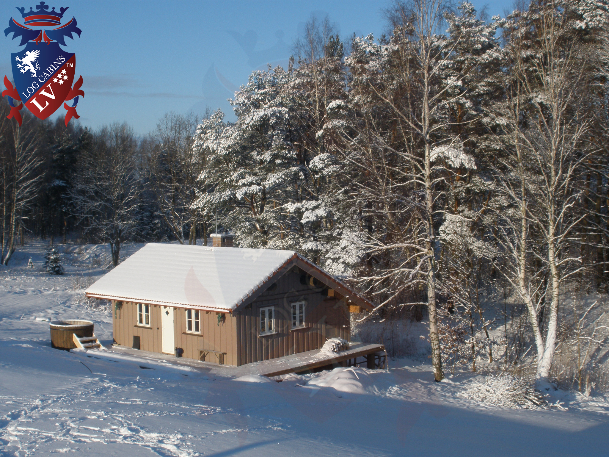 Log Cabins and Timber Buildings UK  13