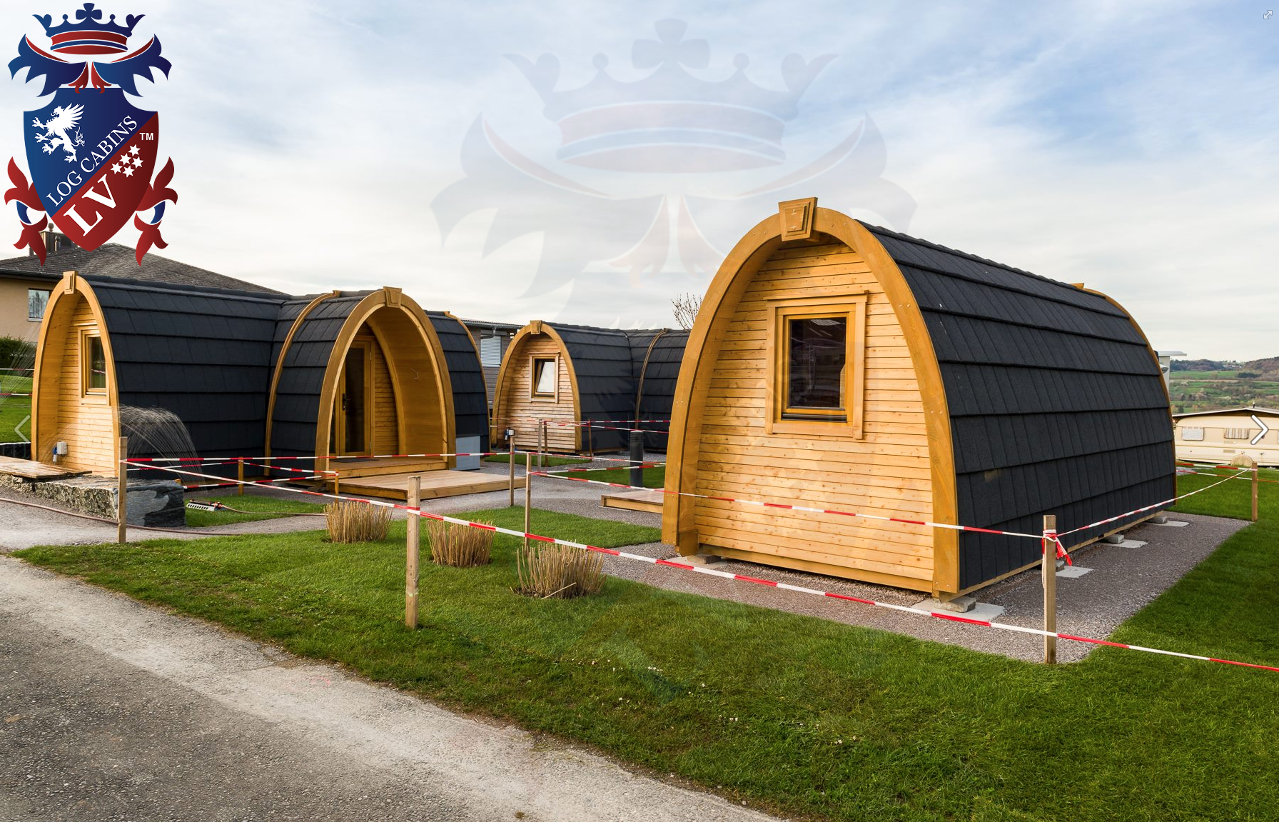 Log Cabins and Timber Buildings UK  17