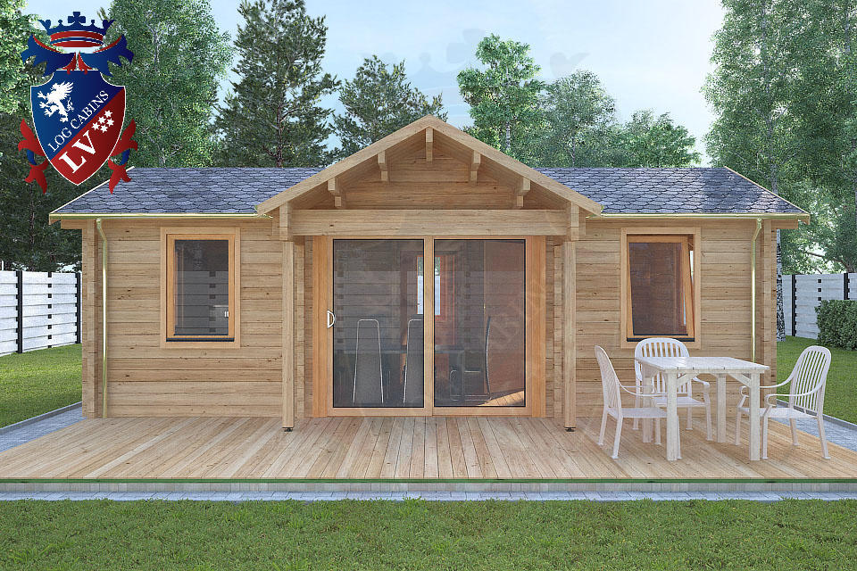 Log cabins- Buy Cheap Buy Twice- Timber Frame Buildings