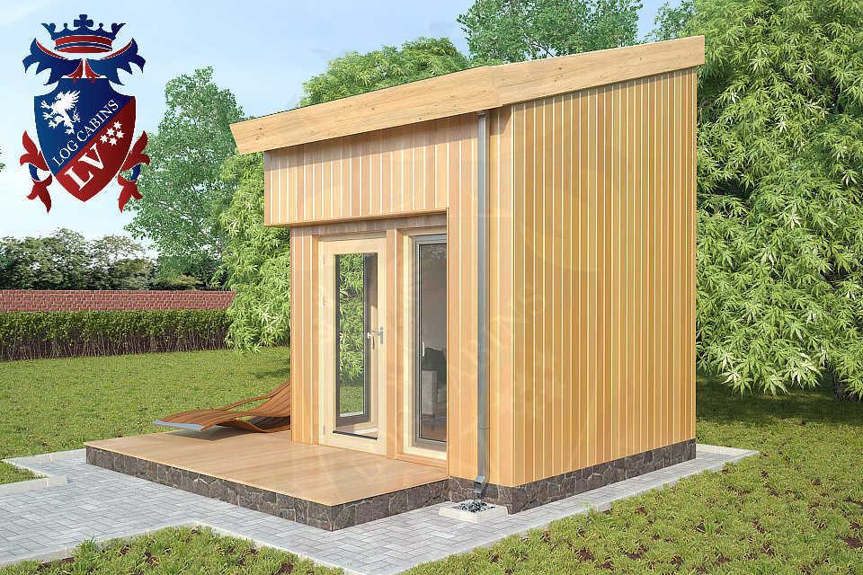 Micro House 3m x 3m   02
