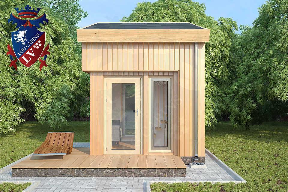 Micro House 3m x 3m   03