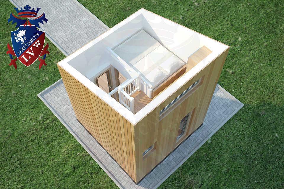 Micro House 3m x 3m   06