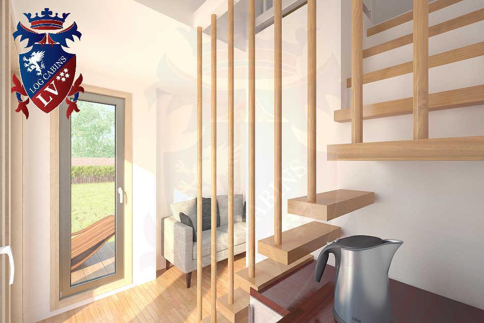 Micro House 3m x 3m   08