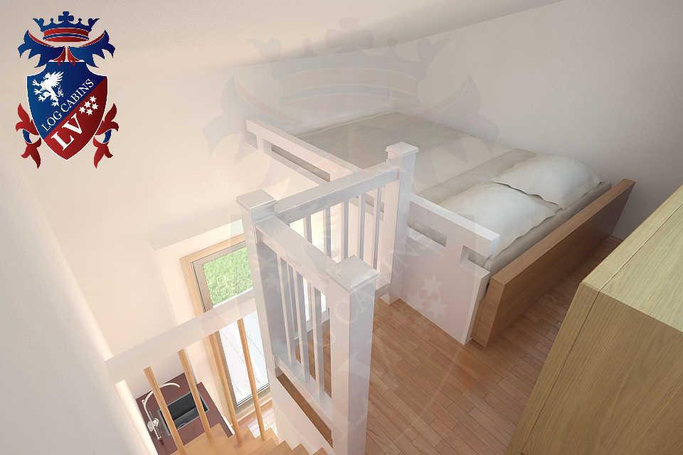 Micro House 3m x 3m   09