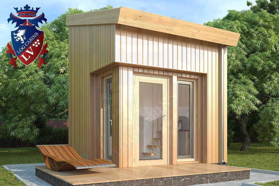 Micro House 3m x 3m   11