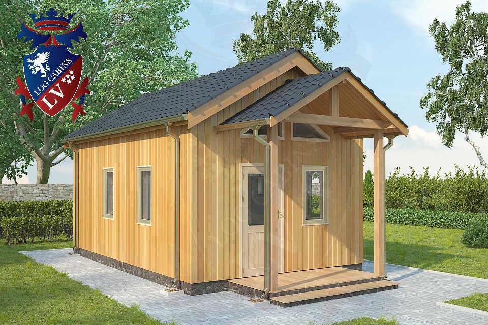 Micro Houses - Micro Homes- Micro Cabins  12