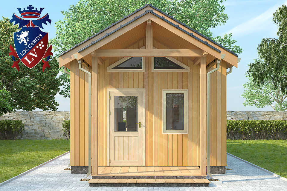 Micro Houses - Micro Homes- Micro Cabins  14