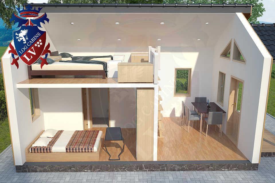 Micro Houses - Micro Homes- Micro Cabins  21
