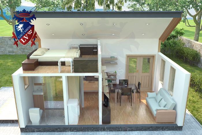 Micro Houses- micro house  2927
