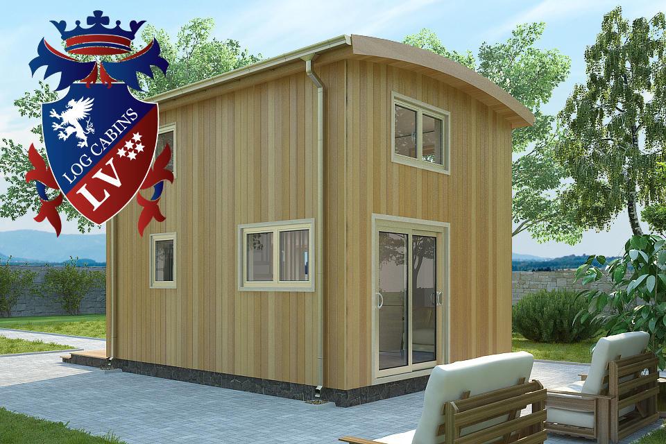 Micro Timber Frame Housing