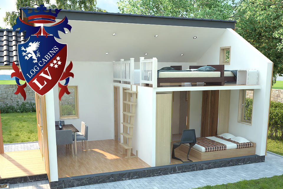 Micro Housing Fully Insulated Timber Frame Buildings  2