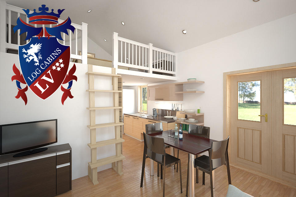 Micro Housing Fully Insulated Timber Frame Buildings  4