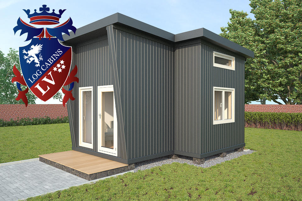 Micro Housing Fully Insulated Timber Frame Buildings  6