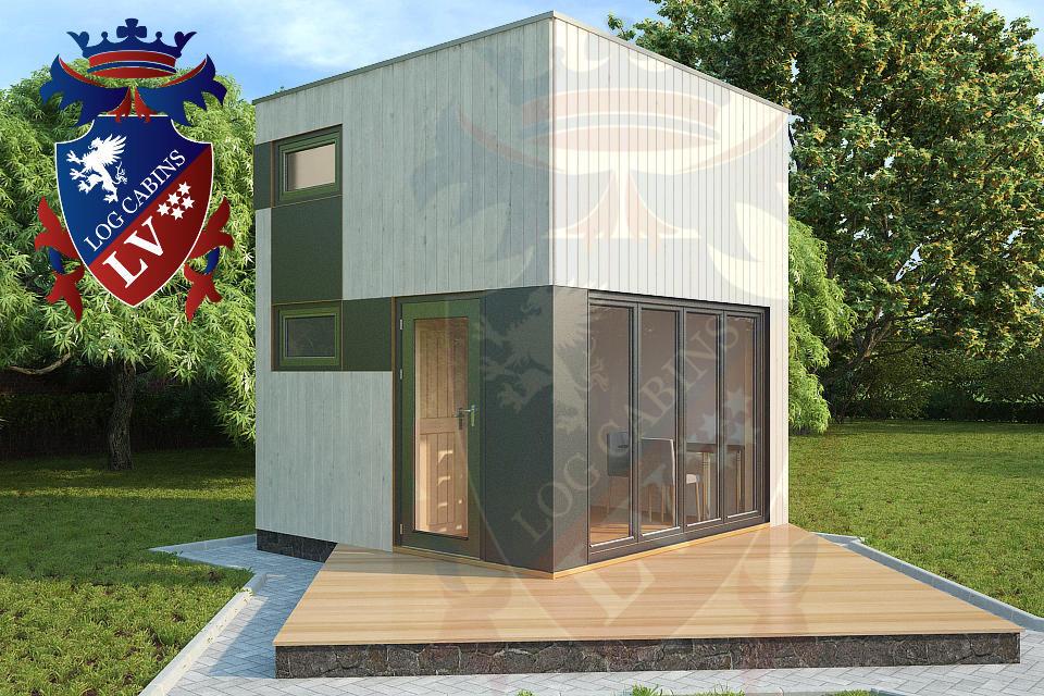 Micro Houses, Micro Homes