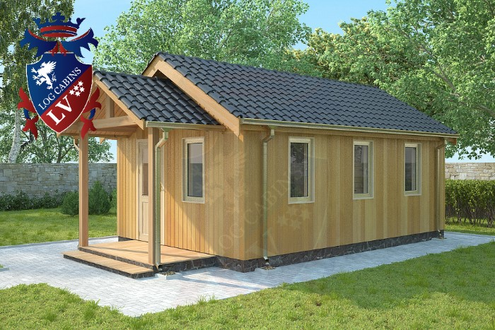 Micro Houses UK Log Cabins LV Blog