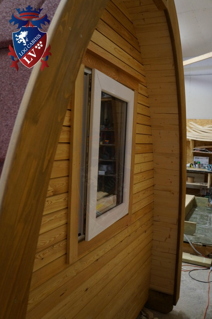 New Camping Pod 2014 16