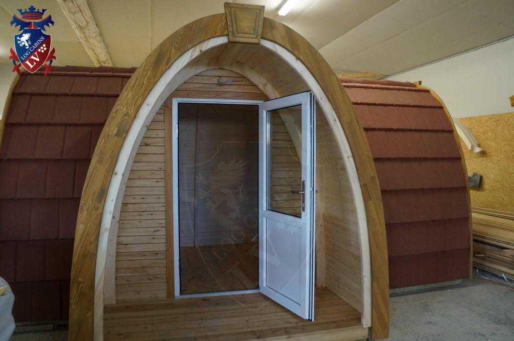 New Camping Pod 2014 30