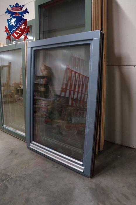 Oak Windows and Doors for log cabins- timber buildings  2015   05