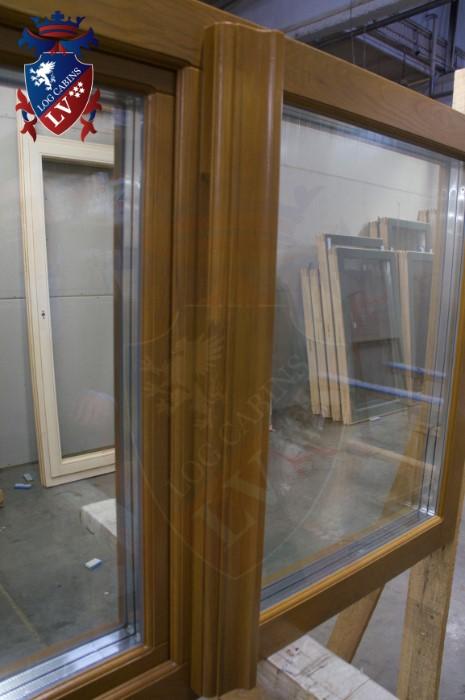 Oak Windows and Doors for log cabins- timber buildings  2015   06