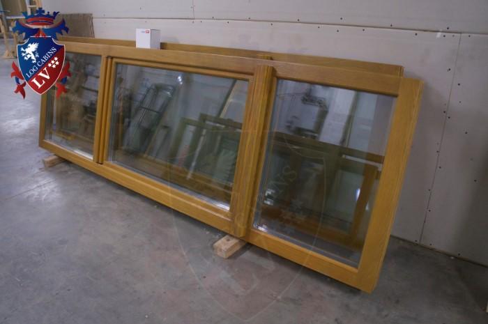Oak Windows and Doors for log cabins- timber buildings  2015   07