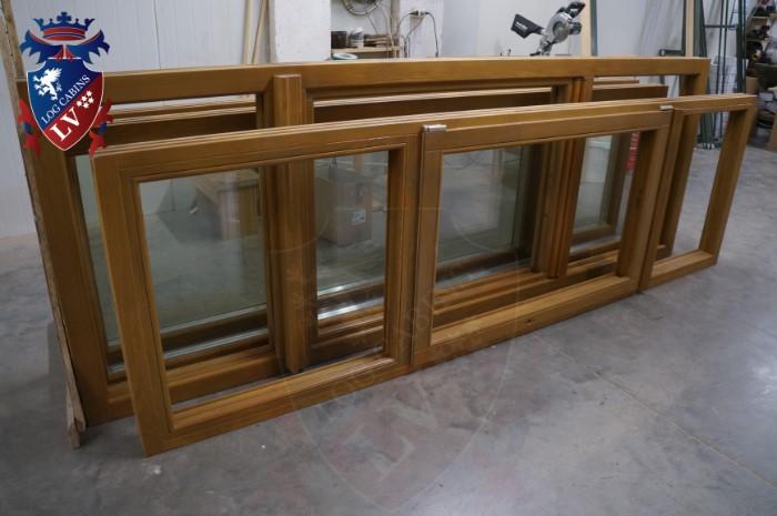 Oak Windows and Doors for log cabins- timber buildings  2015   08
