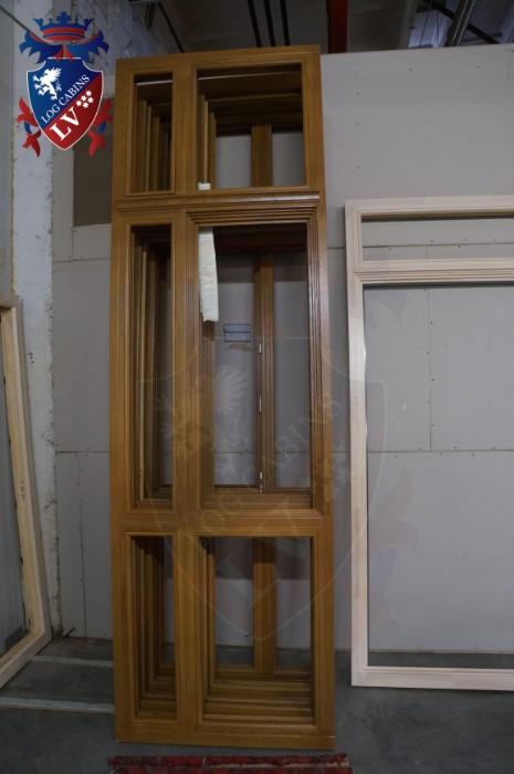 Oak Windows and Doors for log cabins- timber buildings  2015   16