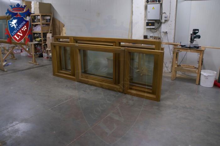 Oak Windows and Doors for log cabins- timber buildings  2015   17