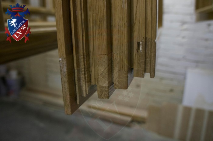 Oak Windows and Doors for log cabins- timber buildings  2015   18