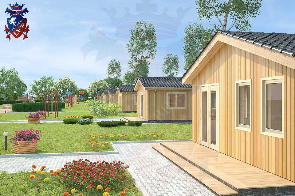 Retirement Residential Park Homes Archives Log Cabins Lv