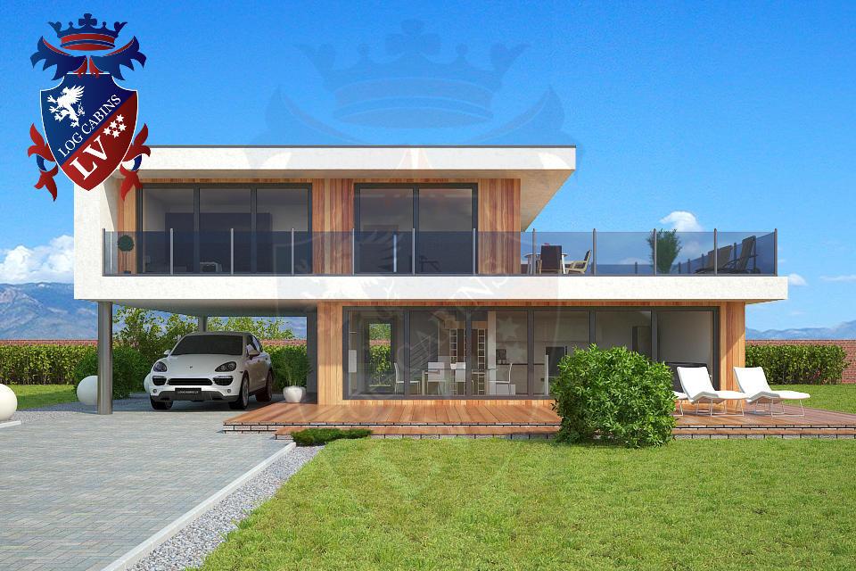 Passive Housing  10002