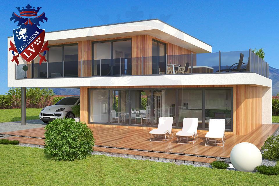 Passive Housing  10005