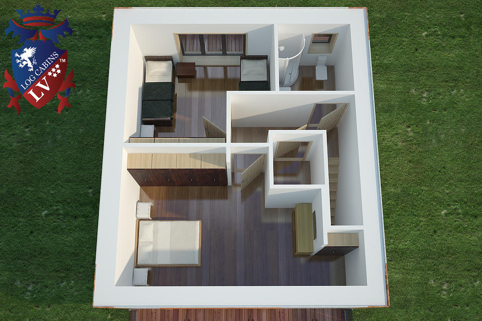 Passive Timber Frame Housing lv    09