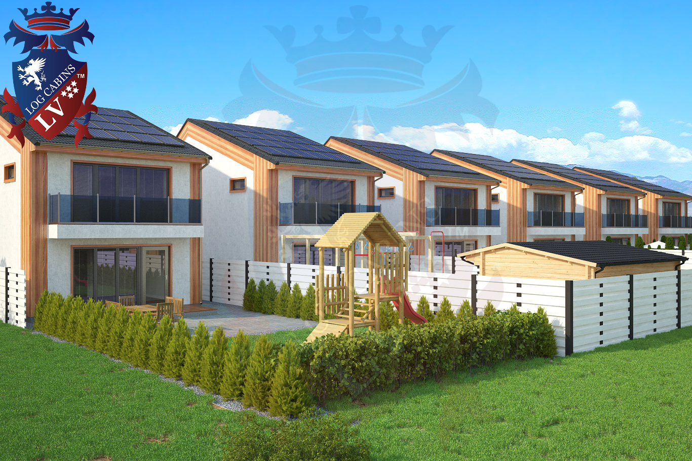 Passive house designs first time buyers homes log for Passive home design
