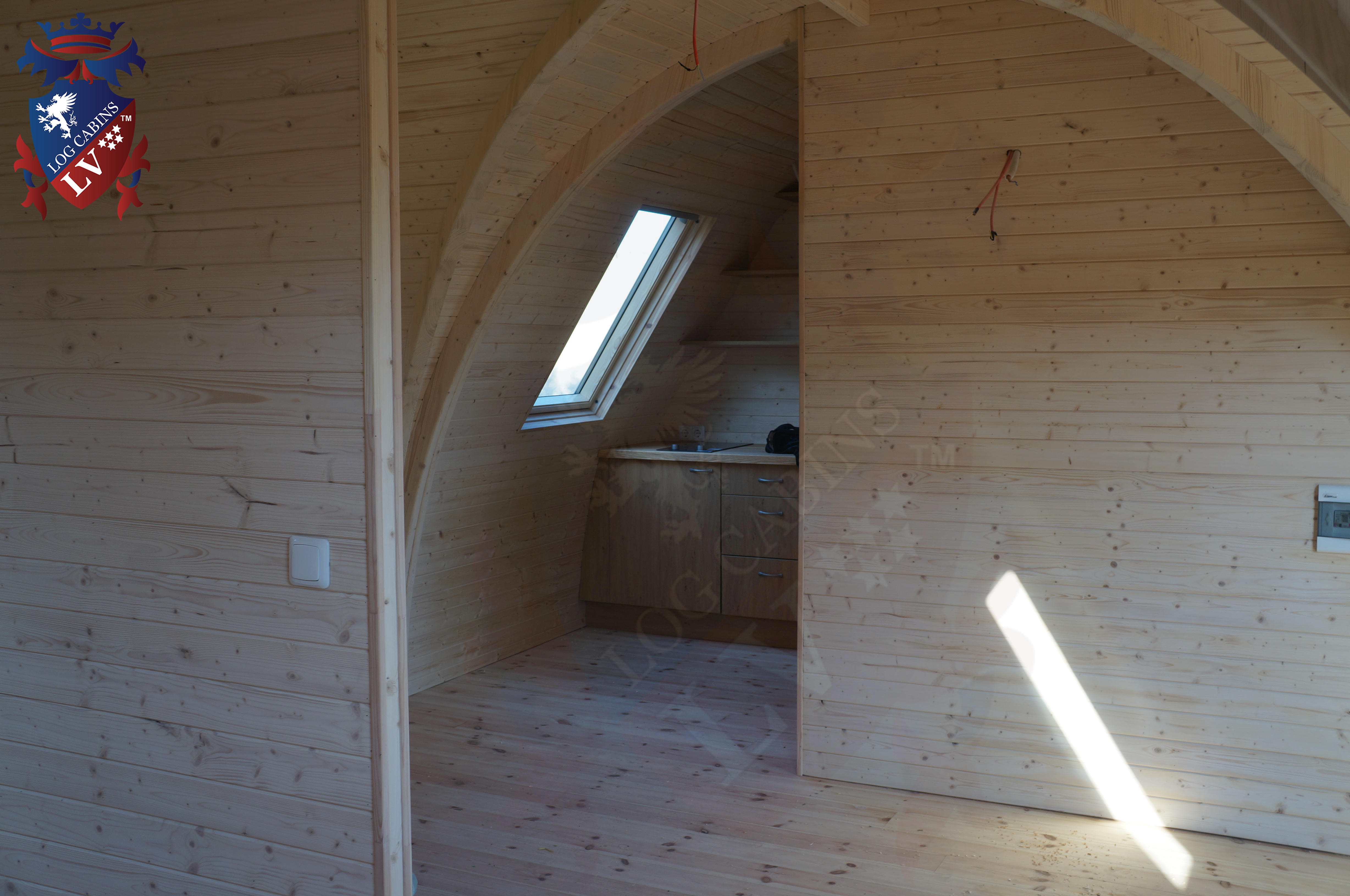 Quality Camping Pods LV  06