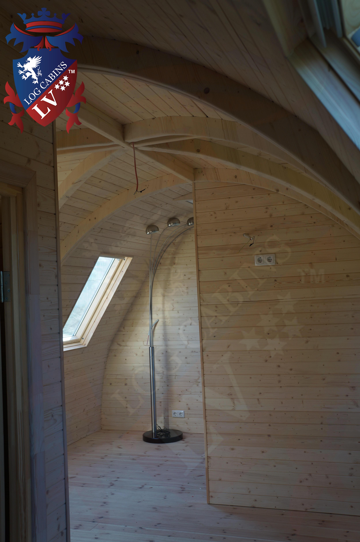 Quality Camping Pods LV  07