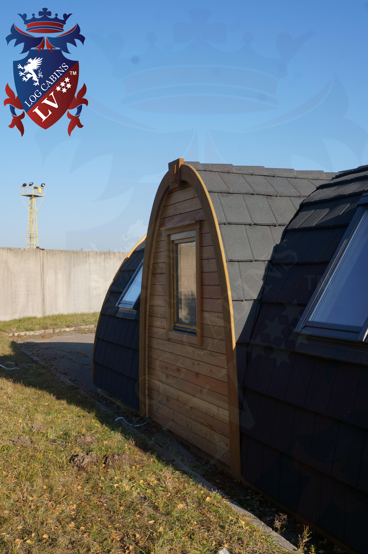 Quality Camping Pods LV  11