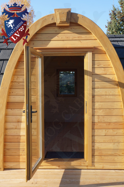 Quality Camping Pods LV  15