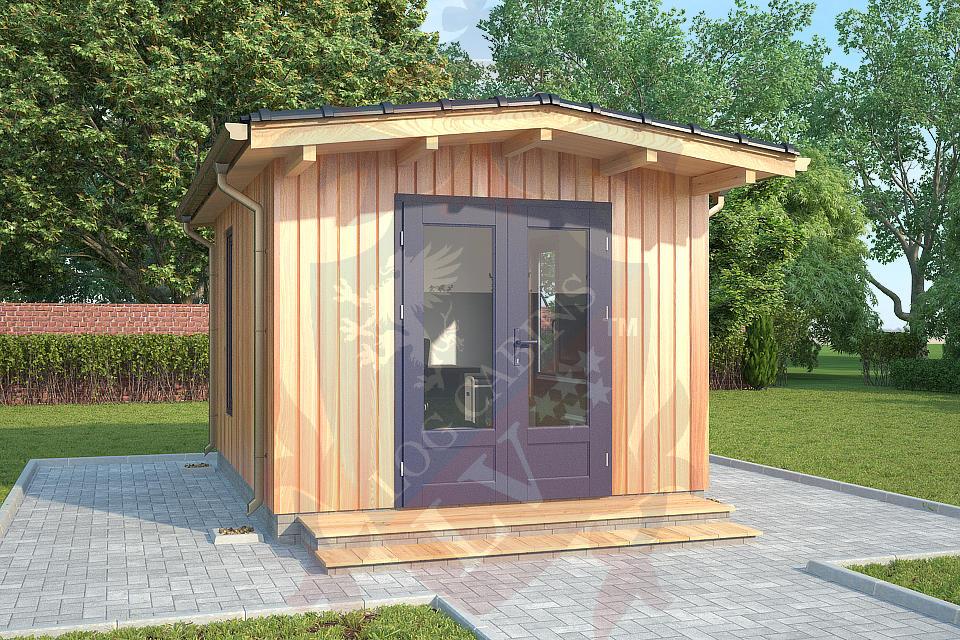 Amazing log cabins