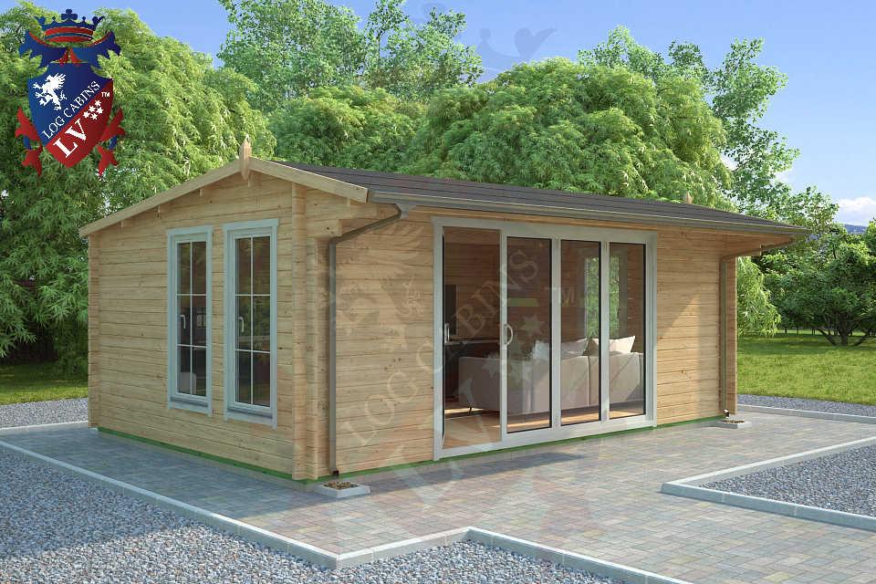 bifolding doors, log cabins,